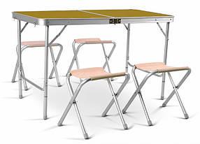 Набор мебели для пикника TE-042 AS