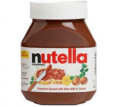 Шоколадное масло Nutella 450г