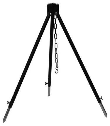 Тренога 0,95 м телескоп. с нерегул. цепочкой TL-0.9-0.1, фото 2