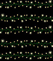 Гирлянда  6.5 м, 250 LED-ламп