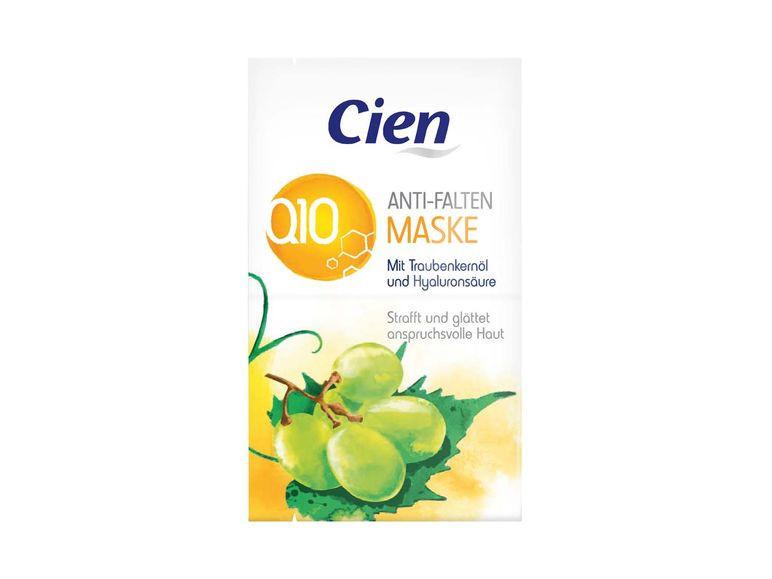 Маска для лица Cien Q10 2х8мл