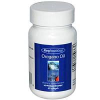 Allergy Research Group, Масло орегано, 60 мягких таблеток