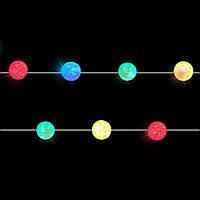 """Гирлянда """"Мультицветные шарики"""""""
