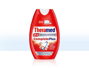 Зубная паста Theramed 2in1 Complete Plus 75мл, фото 2