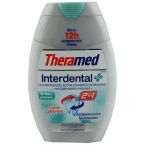Зубная паста Theramed 2in1 Interdental 75мл, фото 2