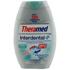 Зубная паста Theramed 2in1 Interdental 75мл