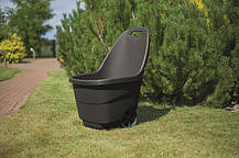 Садовая тележка Easy Go XL  62 л, фото 3