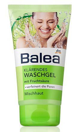 Гель для умывания Balea для молодой кожи 150мл, фото 2