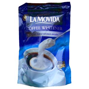 Сухие сливки La movida Coffee Whitener 200 г