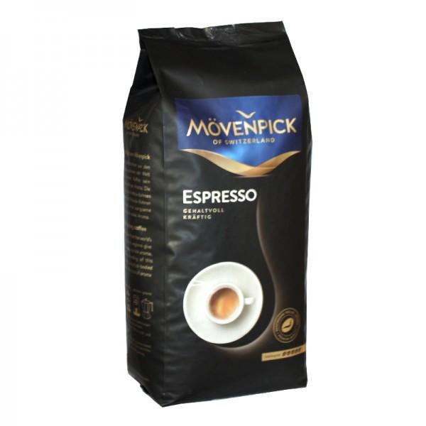 Кофе Movenpick espresso в зернах 100% arabica 1кг