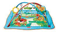 Развивающий коврик с дугами Сити Сафари   Tiny Love, арт. 1204506830