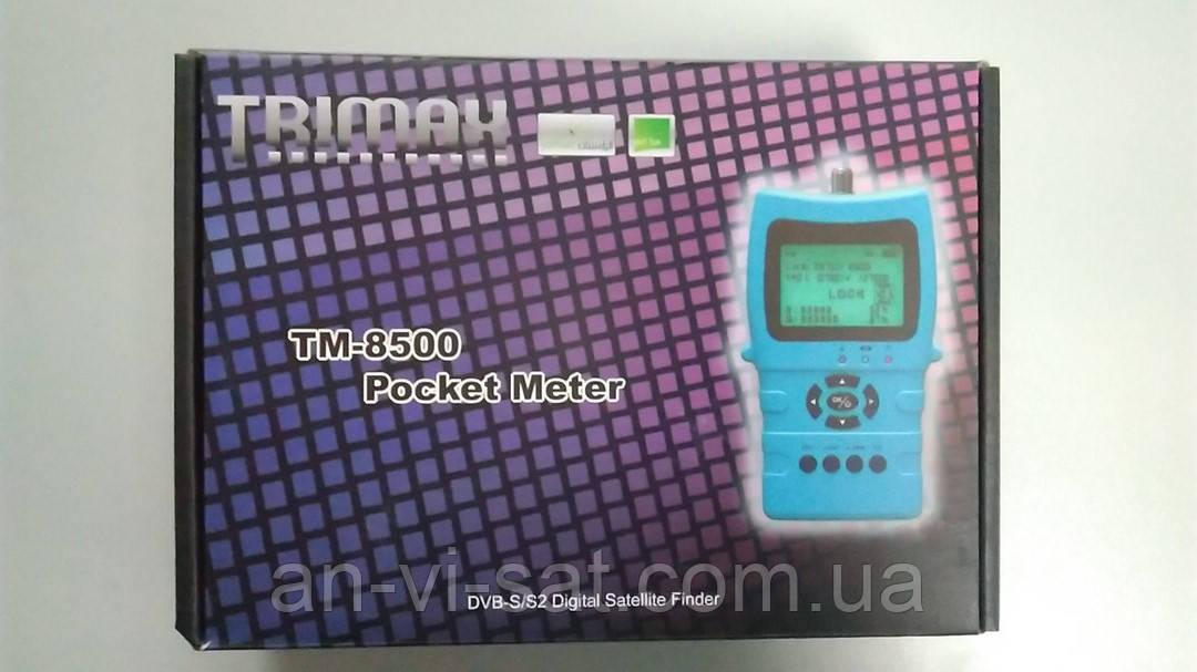 TRIMAX TM-8500 прибор для настройки спутниковых антенн  - AN-VI-SAT в Львове