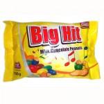 Конфетки драже Mister Choc Big Hit Milk Chocolate Peanuts 150г