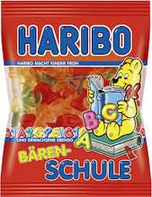 Жевательные конфеты Haribo Baren schule 200г