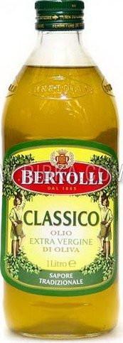 Оливковое масло Bertolli Classico первый отжим 1л