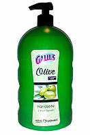 Жидкое мыло Gallus Olive с экстрактом оливок 1л
