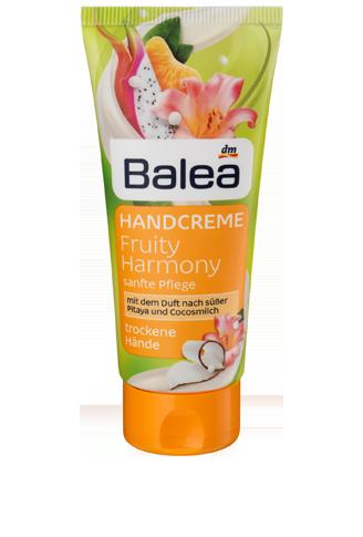 Крем для рук Balea  Fruity Harmony 100 мл