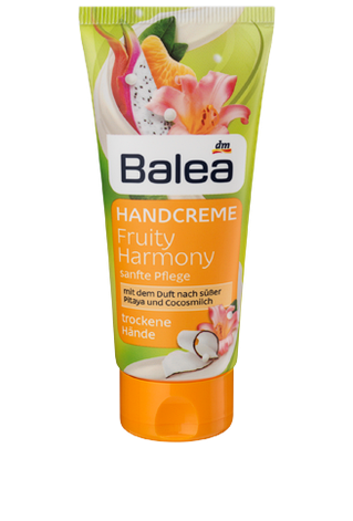 Крем для рук Balea  Fruity Harmony 100 мл, фото 2