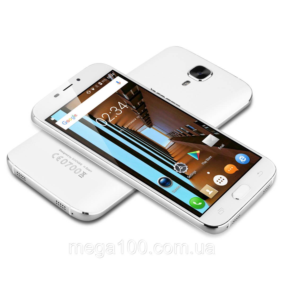 "Смартфон Doogee X9 PRO white (""5.5*2Gb RAM+16Gb*БАТАРЕЯ 6250mAh*13.0 MP"