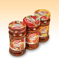 Консервированные помидоры Sottile Gusto Pomidory suszone в ассортименте 270г
