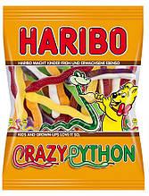 Жевательные конфеты Haribo Crazy Python 175г