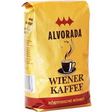 Кофе Alvorada Wiener kaffee в зернах 1кг, фото 2