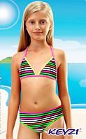 Яркий детский купальник Keyzi модель Iwa 140