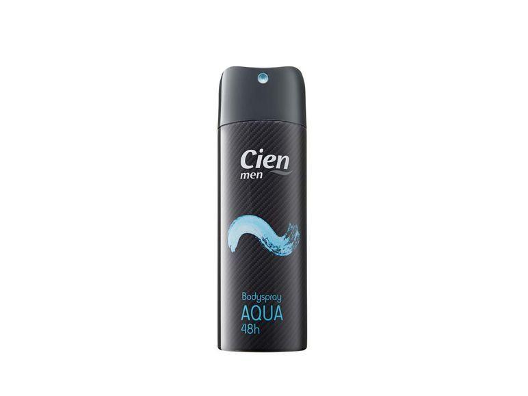 Дезодорант спрей Cien Men Aqua 200 мл