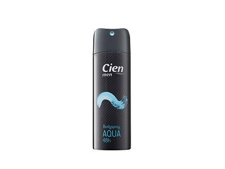 Дезодорант спрей Cien Men Aqua 200 мл, фото 2