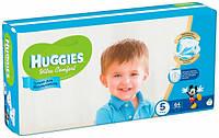 Подгузники Huggies Ultra Comfort 5 (12-22кг) для мальчиков Giga Pack 64шт.