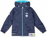 Демисезонная куртка для мальчика LENNE OCEAN. Размер 122., фото 4