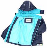 Демисезонная куртка для мальчика LENNE OCEAN. Размер 122., фото 6