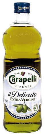 Оливковое масло Carapelli il Delicato 1л, фото 2