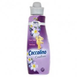 Кондиционер для белья Coccolino Орхидея и черника 750 мл, фото 2