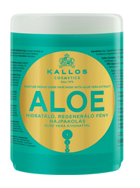 Маска для волос Kallos Aloe 1 л