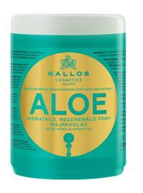 Маска для волос Kallos Aloe 1 л, фото 2