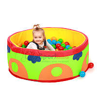 Сухой бассейн - сделай своему ребенку нужный подарок!