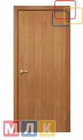 ОМИС Двери ламинированные финиш пленкой Модельное полотно Офис, Ольха, 2000*600*34 мм