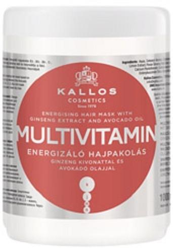 Маска для волос Kallos Мулитивитамин 1 л