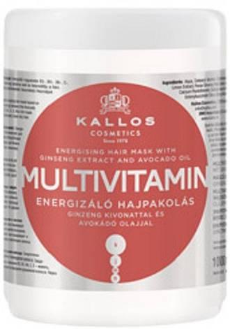 Маска для волос Kallos Мулитивитамин 1 л, фото 2