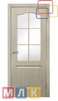 ОМИС Двери ламинированные финиш пленкой Модельное полотно Классика СС, 2000*700*34 мм