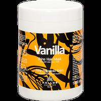 Маска для волос Kallos Ваниль для сухих и тусклых волос 1л