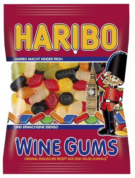 Живательные конфеты Haribo Wine Gums 200г