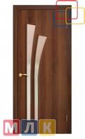 ОМИС Двери ламинированные финиш пленкой Модельное полотно Пальма ПО, 2000*800*34 мм