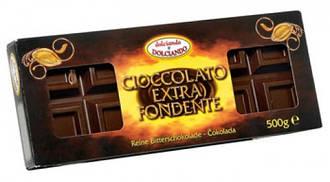 Шоколад Dolciando Cioccolato Extra Fondente черный 500 г