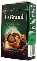 Кофе Le Grand Exclusive молотый 250 г, фото 2