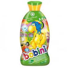 Шампунь+гель для душа Bobini в ассортименте 400 мл