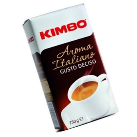 Кофе Kimbo Aroma Italiano молотый, 250г.