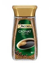 Кофе Jacobs Cronat Kraftig растворимый 200 г