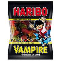 Жевательные конфеты Haribo Vampire 200г